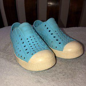 NATIVE Jefferson Child Slip On Shoes Sz 12